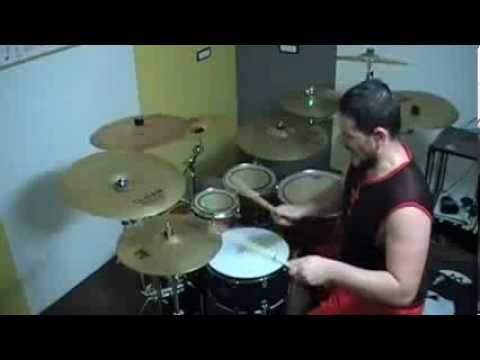 SCAVENGER OF HUMAN SORROW - DEATH Drum Cover by TONY CORIO