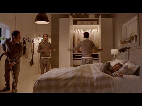 Tips & Advice: How to Light Your Bedroom | IKEA Australia