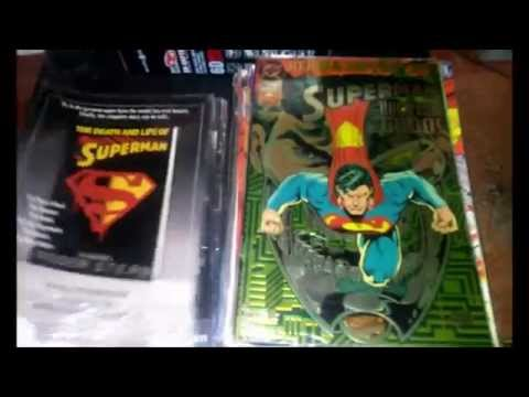 Kandor Comics : superman comic book collection part 1