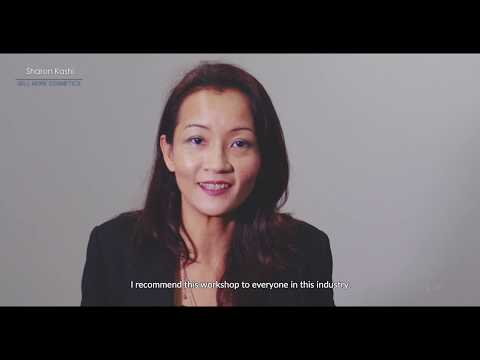 Madelaine - Testimonial on Sharon's cosmetic sales seminar