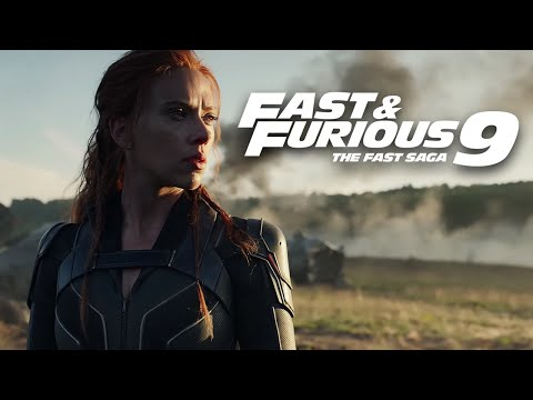Black Widow – (Fast and Furious 9 TV Spot Style)