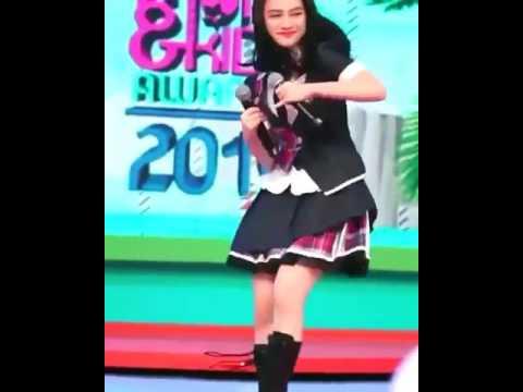 melody jkt48 cute dance