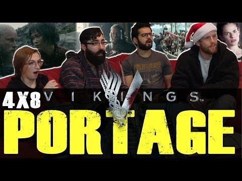 Vikings - 4x8 Portage - Group Reaction