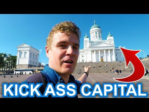 A Daily Vlog in the Capital of Finland, Helsinki