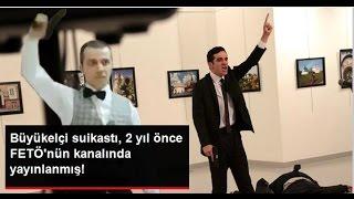 Rus Büyükelçi Karlov Suikastı Samanyolu TV De