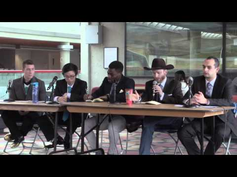 SFSS Elections - Burnaby Debate - Executive Candidates