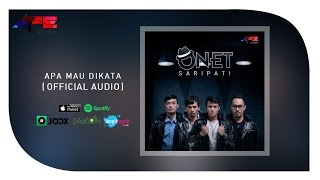 Onet Apa Mau Dikata Official Audio