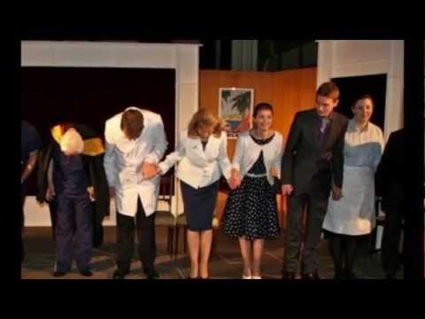 Molière's Le Malade Imaginaire.  St Thomas Players. Original music by The Edison Project