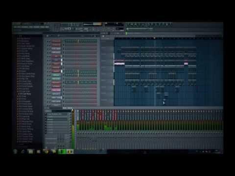 J. Balvin - Ay Vamos (Remake) (Prod. Sonny) Instrumental