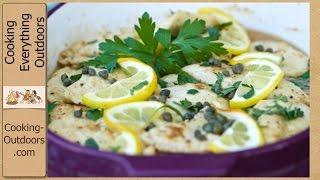 Easy Chicken Piccata Recipe For A Crowd