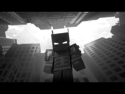 The Dark Hero (Minecraft Animation)
