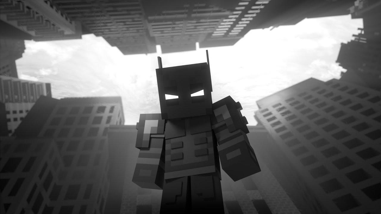 Download The Dark Hero (Minecraft Animation)