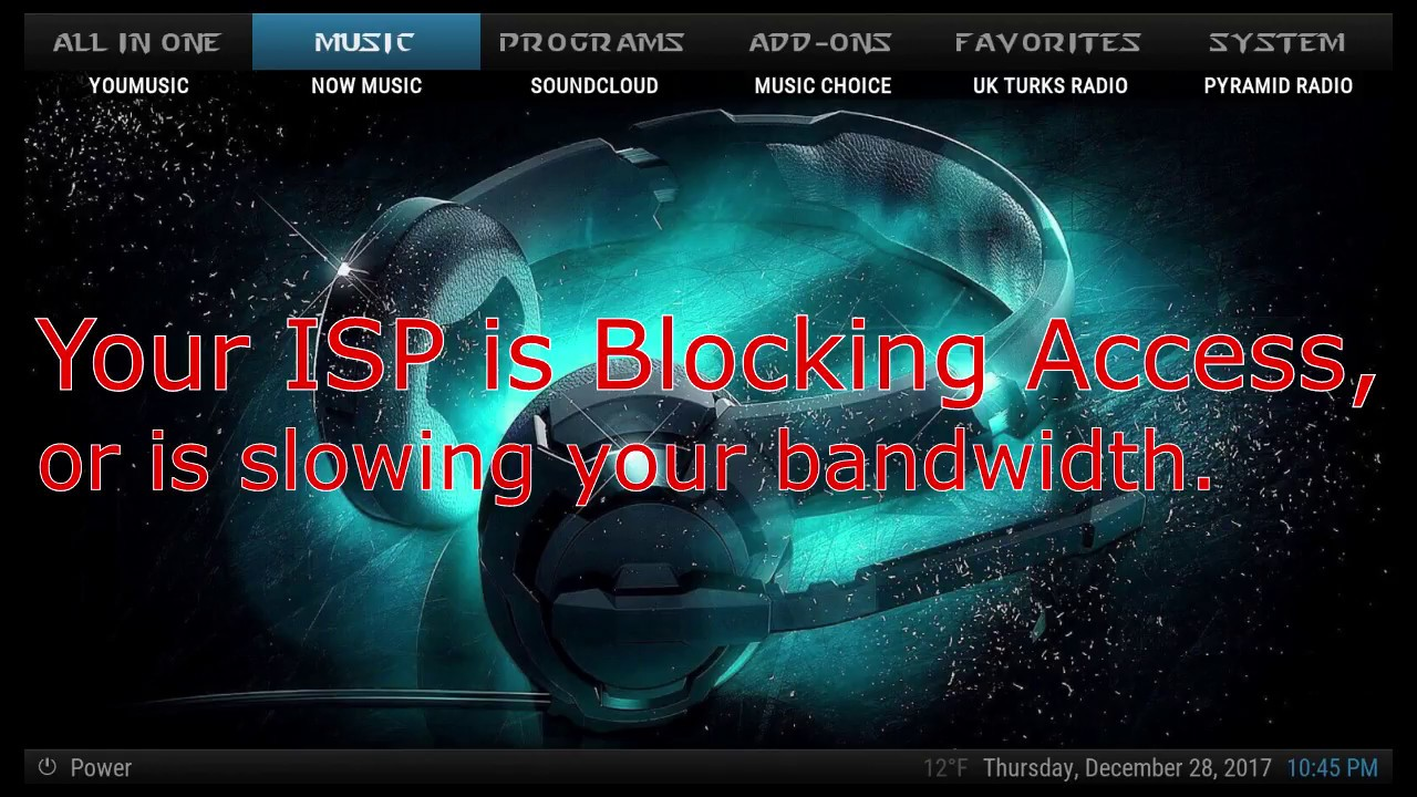 Want Full Music Albums in KODI? Get MP3 Streams - PART 1 of 2