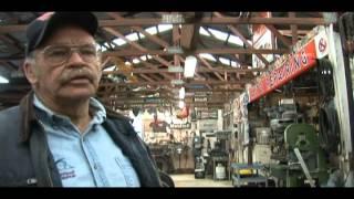 Vern Tardel Enterprises Shop Tour Video