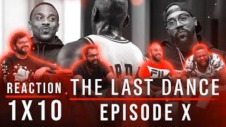 The Last Dance - Episode 10 - Group Reaction