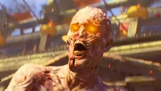 """BLACK OPS 4 ZOMBIES TRAILER: NEW """"IX"""" MAP TRAILER (Gladiator Zombies)"""