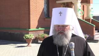 Визит владыки Павла в Нижневартовск
