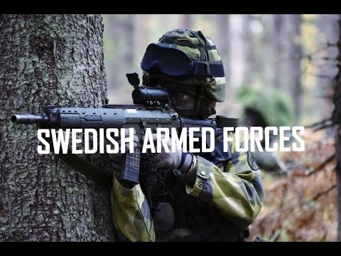 Swedish Armed Forces 2018