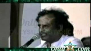 Superstar Rajni's speech @ Padayappa Silver Jubilee Function