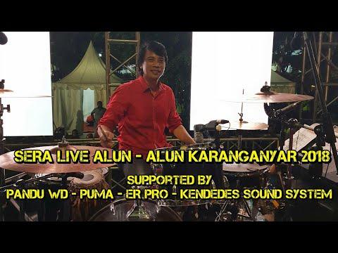 Karna Su Sayang Cover Kendang By Iphank Sera (SERA Live HUT 101 Karanganyar)