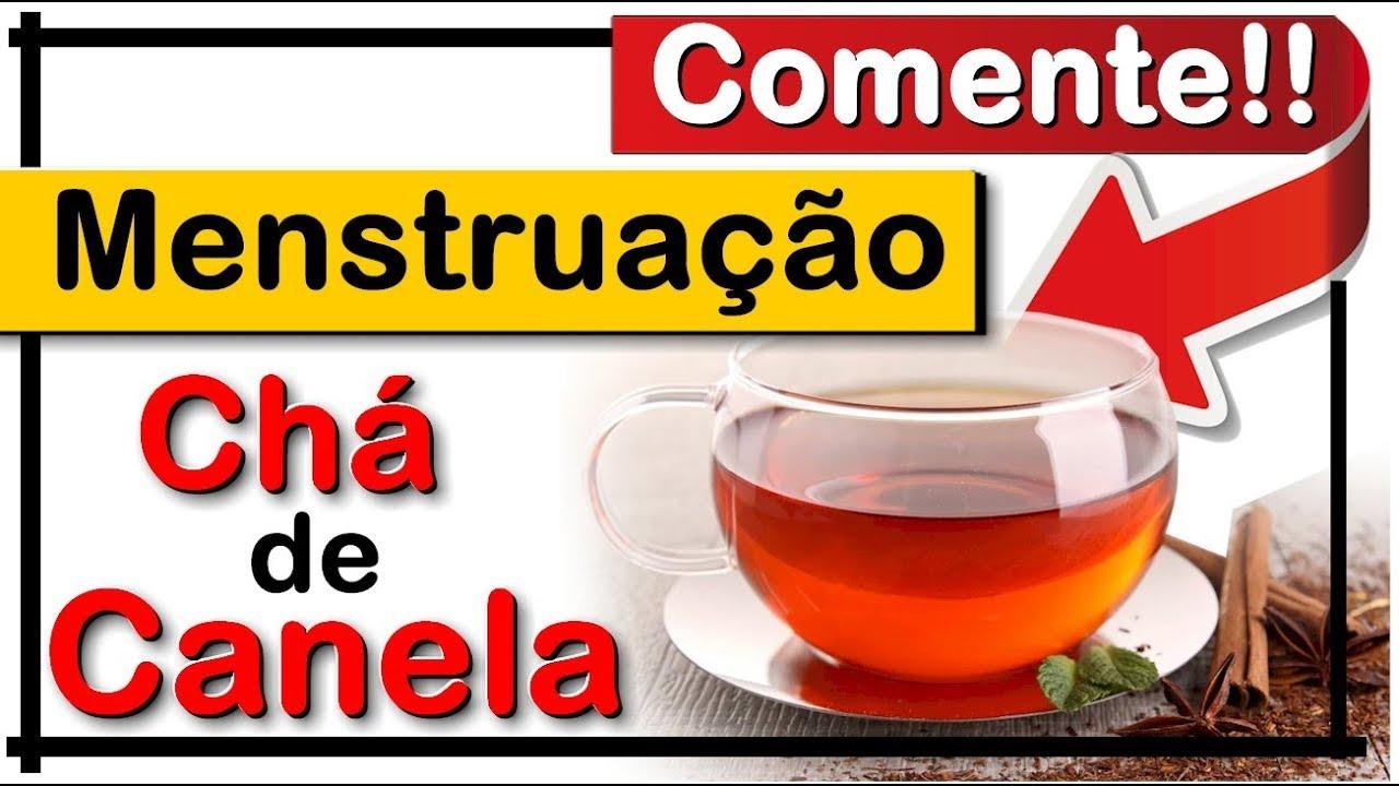 Chá de Canela para Menstruação Receita Como Fazer ...