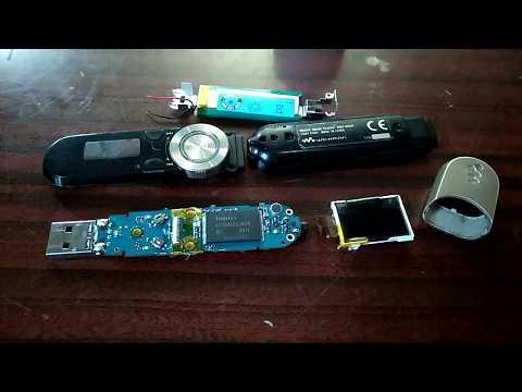 """""""Ремонт""""  MP3-плеера Sony Walkman"""