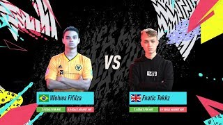 Grand Final TEKKZ VS FIFILZA FUT CHAMPIONS CUP