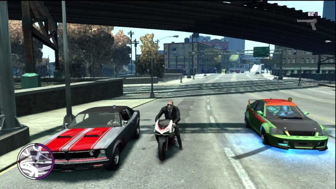 Gta Iv Fun With Mods 1 2 Ducati Bike Sultan Rs W Blue Underglow