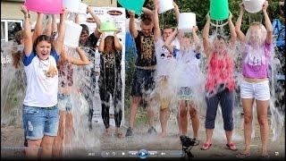 Ice bucket challenge за наших детей!/Я волонтер)