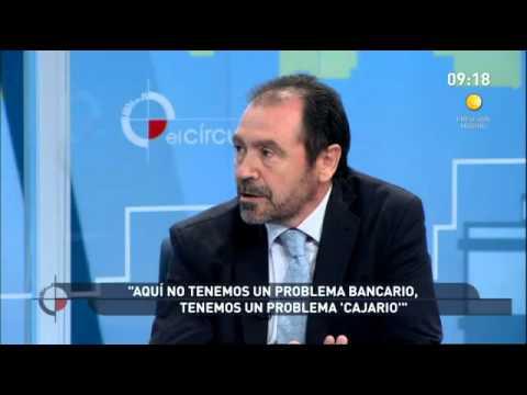 Miguel Ángel González presenta «Pierde la banca» en Telemadrid