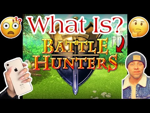 What Is 'Battle Hunters'? (iOS & Android RPG Game)