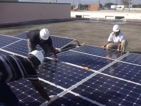 US Solar Institute - Solar Installer Training Program - Nov 2015