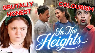 lets talk about the In The Heights movie...