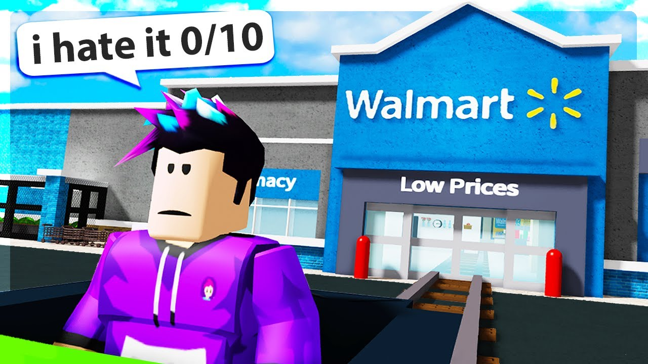 I played THE MOST DISLIKED Roblox CART RIDES...