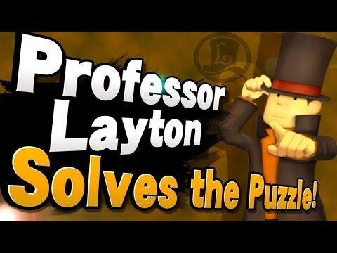 Professor Layton And The Curious Village Remix: Layton's Theme (Layton Remashed)