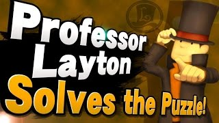 Professor Layton And The Curious Village Remix: Layton
