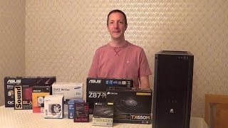 How To Build A Gaming Desktop Computer: 2014