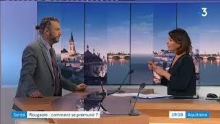 Epidémie de rougeole : trop peu de personnes sont vaccinées en Nouvelle-Aquitaine, alerte l'ARS