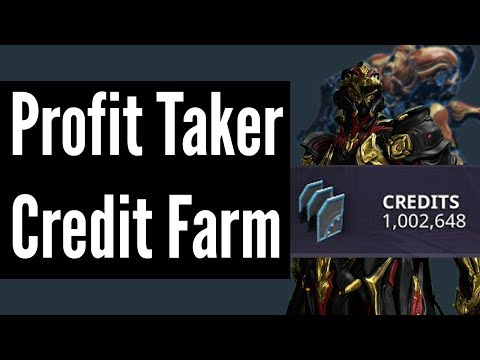 How To Get 500000 Credits In 5 Minutes or Less (Warframe) thumbnail