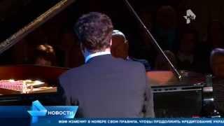 Мацуев сломал рояль во время выступления в Новосибирске