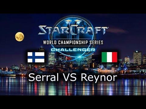 Serral VS Reynor - ZvZ - FINAL 2019 WCS Challenger Season 3 - polski komentarz