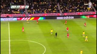 Sverige - Österrike vm-kval 2013