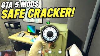 ULTIMATE SAFE CRACKER! (GTA 5 Mods)