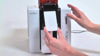 Evolis Primacy Id Card Printer   How To Do A Routine Printer Cleaning