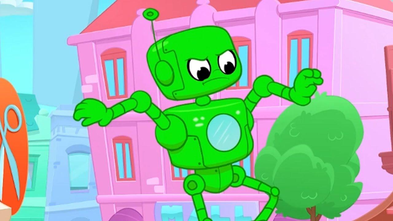 Morple Vs Orphle - My Magic Pet Morphle | Cartoons For Kids | Morphle's Magic Universe