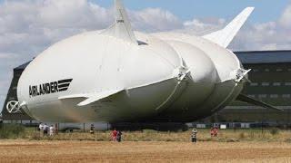 شاهد كيف تحلق أكبر طائرة في العالم بالسماء