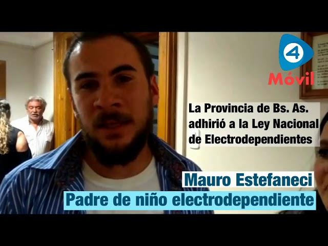 Es Ley el acceso gratuito del suministro eléctrico para personas electrodependientes en la Provincia