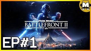 Baixar Star Wars: Battlefront II Ep1 - Esta Iden Promete!