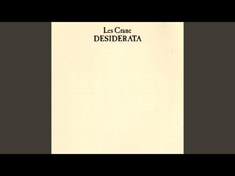 Desiderata (with intro/prologue)