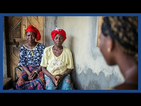 Living in fear of FGM in Sierra Leone: 'I'm not safe in this community'